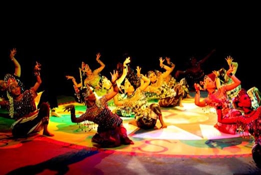 Tari Tradisional traditional dance tari makyong tanjung pinang