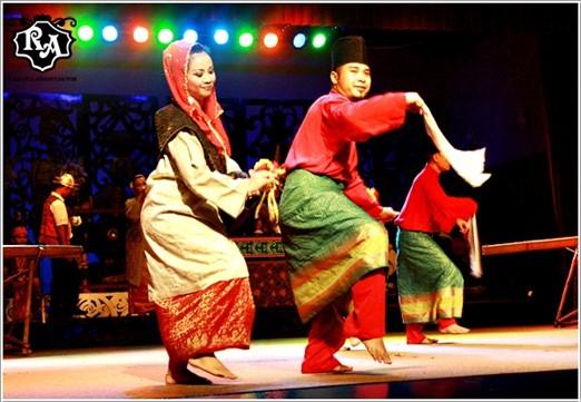tari lambak traditional dance tanjung pinang