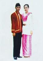 Pakaian adat pria Maluku Utara