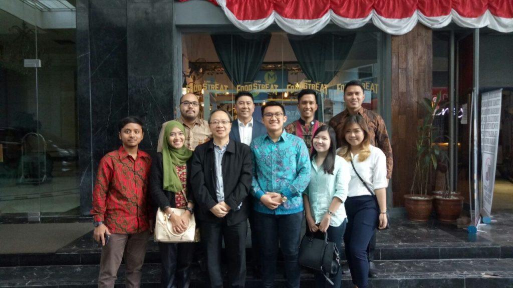 Photo Bersama Pengurus PPIT dengan Perhati